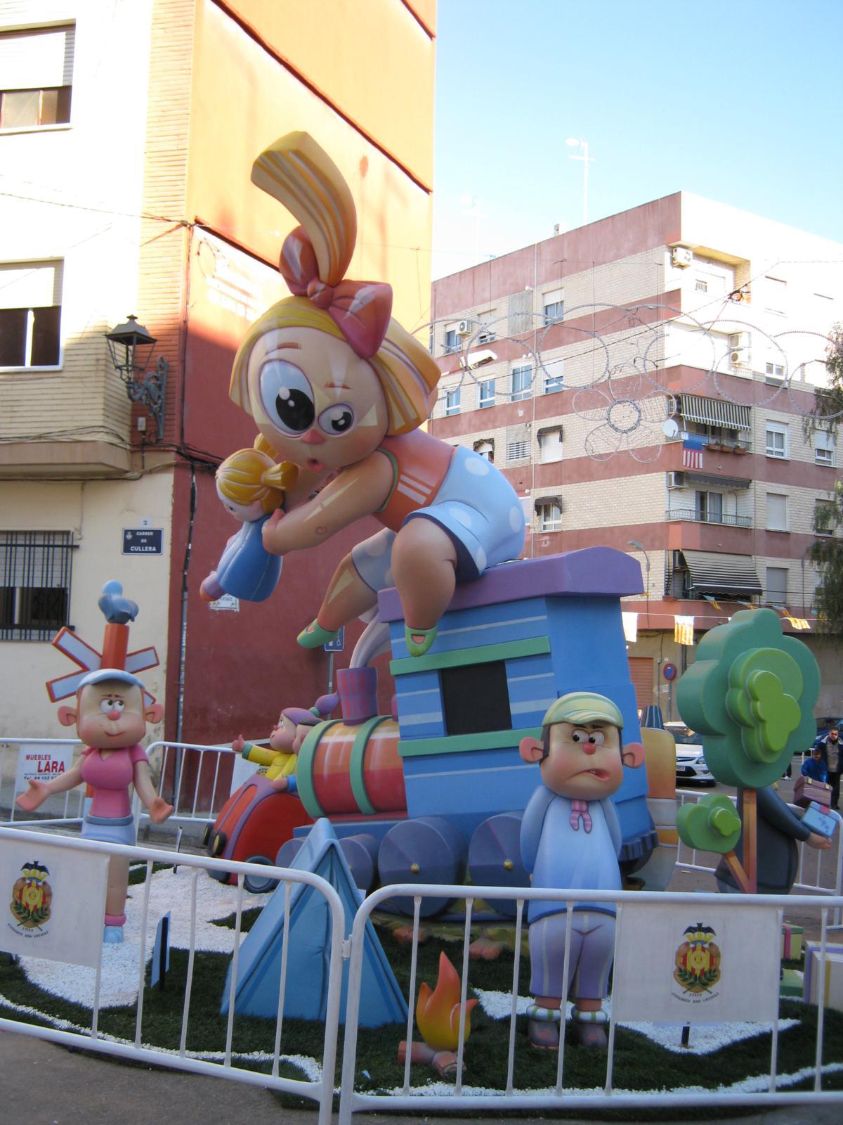 Evaristo Bas Cullera 2014 Totfalles # Muebles Peiro Quart De Poblet