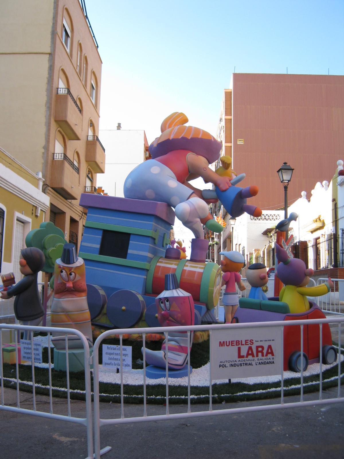 Evaristo Bas Cullera 2014 Totfalles